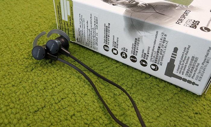 รีวิว Sony Extra Bass MDR-XB510AS หูฟังอินเอียร์ ราคาไม่แพง เพื่อคนรักสุขภาพ