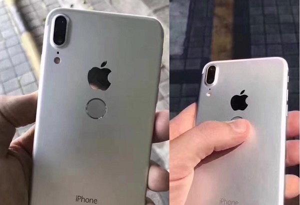 เผยข้อมูลล่าสุด iPhone 8 มีสแกนนิ้วที่ด้านหลังตัวเครื่อง มีวิดีโอให้ดู