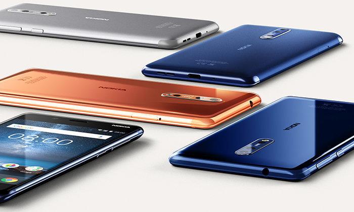 4 สิ่งที่น่าจับตามองใน Nokia 8 (โนเกีย 8) เรือธงตัวแรกกับการกลับมาของโนเกีย