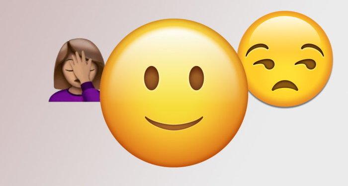 ส่งอีโมจิ หน้ายิ้ม ในที่ทำงาน อาจทำให้เราถูกมองว่าเป็นคนโง่