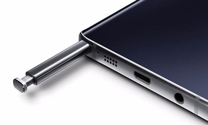 เผยสิทธิบัตรของ ปากกาวัดระดับแอลกอฮอล์ อาจจะติดตั้งใน Samsung Galaxy Note 9