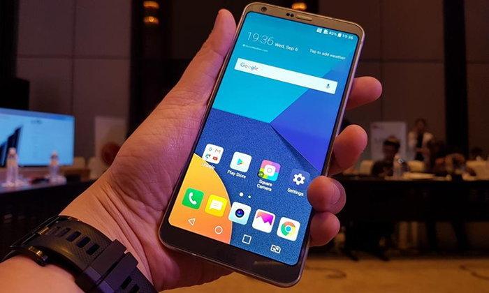 เปิดราคา LG G6 ในประเทศไทยอย่างเป็นทางการ 24,990 บาท แถมฟรีทีวี 43 นิ้ว!!