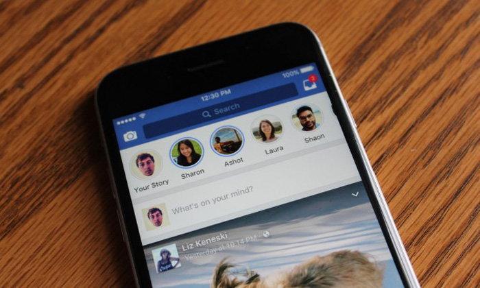 Instagram เริ่มทดสอบฟีเจอร์แชร์ Stories เข้าสู่ Facebook ได้