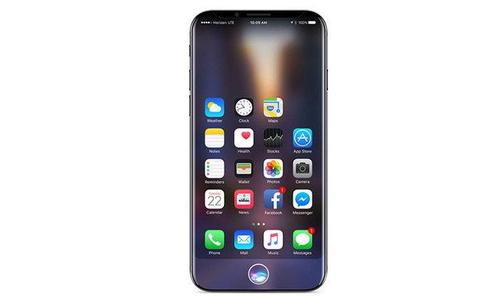 หลุดภาพฟีเจอร์ Face ID บน iPhone 8 รุ่นใหม่ มีดีและไม่ธรรมดา