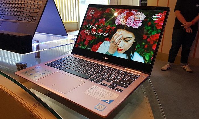 สัมผัสแรกของ Dell Inspiron 7000 บางเฉียดมีดีและสวยขึ้น