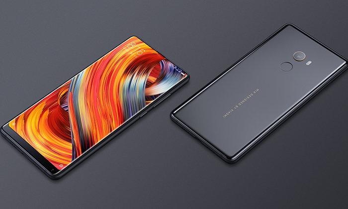 Xiaomi Mi Mix2 มือถือไร้กรอบที่ใหญ่ขึ้น เปิดตัวแล้ว