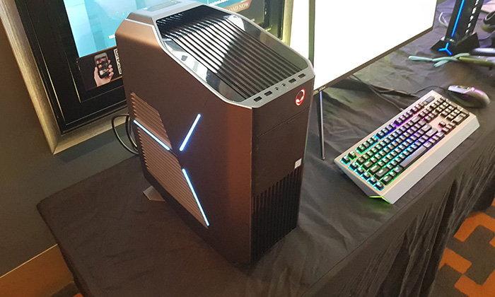สัมผัสแรกของ Dell Inspiron 7560 และ Alienware รุ่นปี 2017 แรงเพื่อคอเกมตัวจริง