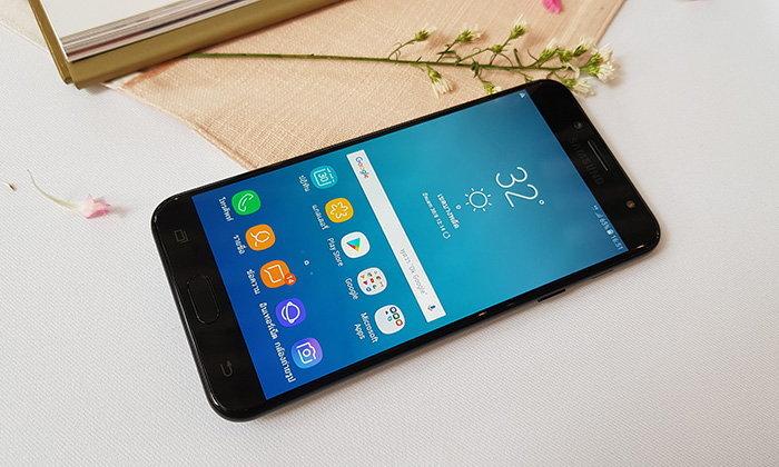 สัมผัสแรก Samsung Galaxy J7 Plus มือถือที่เน้นถ่ายหน้าชัดหลังละลายได้ทั้งกล้องหน้า และ กล้องหลัง