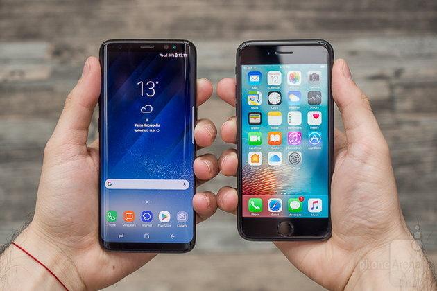 เกิดอะไรขึ้น ความไม่สเถียรของ iOS และ Android แตกต่างกันขึ้นอยู่กับแต่ละพื้นที่