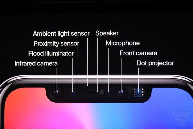 กว่าจะมาเป็นรอยบากบนหน้าจอ iPhone X ก็มีประวัติที่ยาวนานและล้ำมาก
