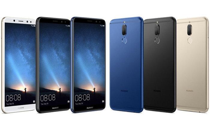 เผยข้อมูลใหม่กับภาพ Huawei Mate 10 Lite จะได้หน้าจอภาพอัตราส่วน 18:9