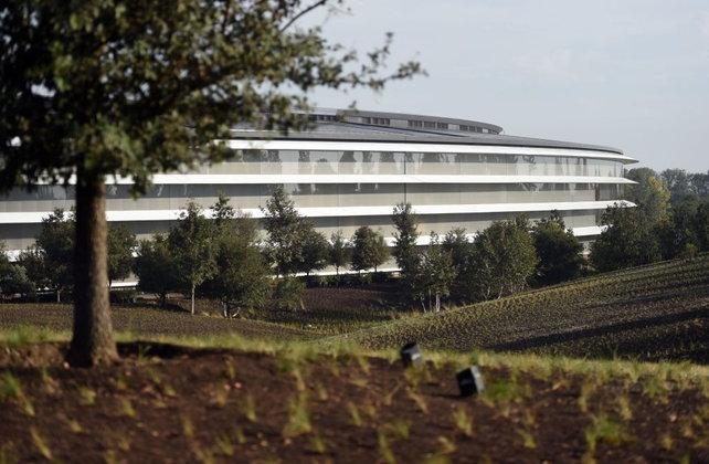 พาชม Apple Park และบรรยากาศรอบๆ สถานที่จัดงานเปิดตัว iPhone รุ่นใหม่
