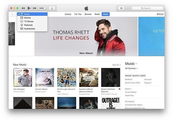 iTunes อัปเดทล่าสุด PC Mac เร็วกว่าเดิม แต่จัดการไฟล์และริงโทนใน iPhone ไม่ได้แล้ว
