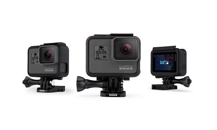 เผยหลุดภาพ GoPro Hero 6 กล้อง Action Camera ร่างเดิม เพิ่มความสามารถใหม่ เล็กน้อย
