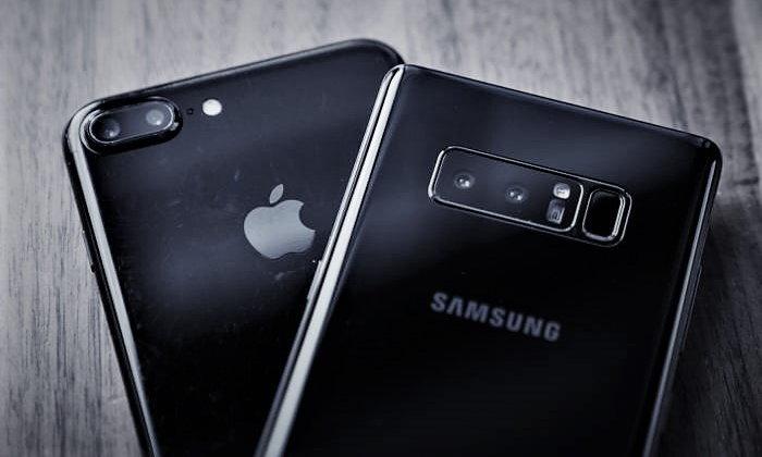 เปรียบเทียบกันชัดๆ iPhone 8 Plus vs Galaxy Note 8 รุ่นใดถ่ายภาพ กลางคืน ได้ดีกว่ากัน