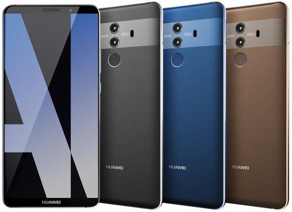 เผยราคา Huawei Mate 10 Pro แพงยิ่งกว่า iPhone X