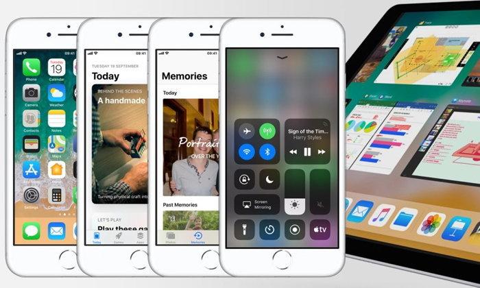 มาแล้ว iOS11.0.2 อัปเดทเพื่อแก้ปัญหาเสียงโทรใน iPhone 8
