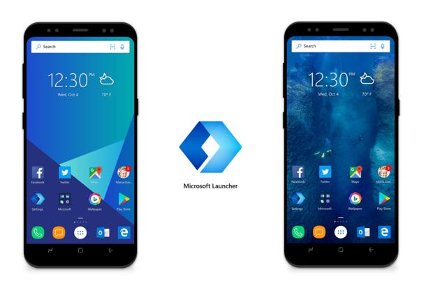 Microsoft ประกาศเปิดตัว Microsoft Launcher สำหรับ Android