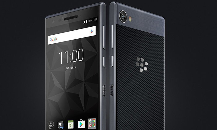 Blackberry เปิดตัว Motion มือถือรุ่นใหม่ที่มาพร้อมกับกันน้ำในแบบ IP67 และแบตฯอึด