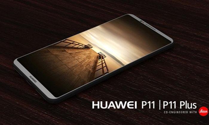 Huawei P11 Plus หลุดภาพเครื่องต้นแบบ พบพลิกโฉมใหม่ด้วยดีไซน์จอเต็มพื้นที่คล้าย Mate 10 บนบอดี้โลหะ