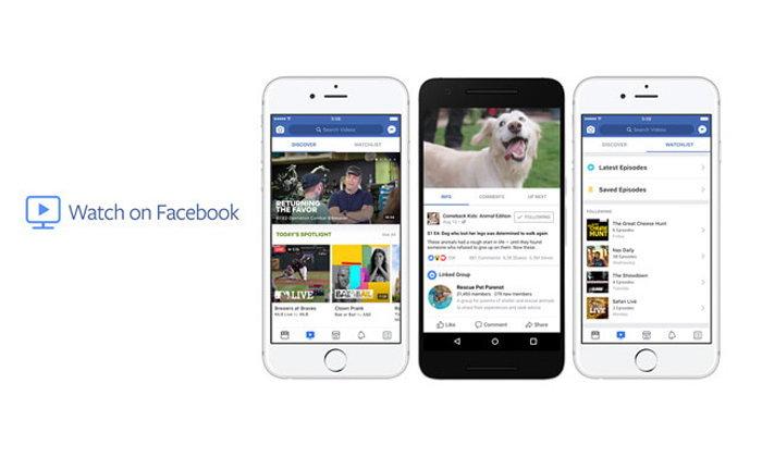Facebook เตรียมเพิ่มปุ่มลัดดูรายการทีวี ต่อยอดจากสหรัฐฯ สู่อินเดีย