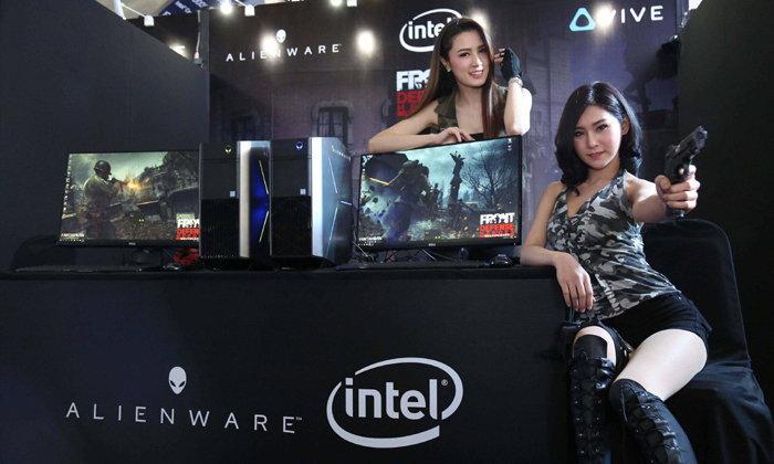 เดลล์เปิด Alienware Challenge Episode: Virtual Battle  เปิดศึก VR eSport ครั้งแรกของประเทศไทย