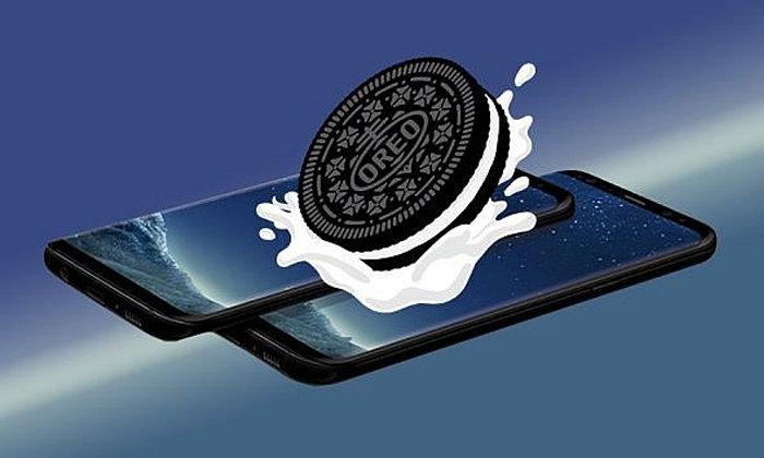 Samsung Galaxy S8 เริ่มได้อัปเดท Android Oreo ในหลายประเทศ