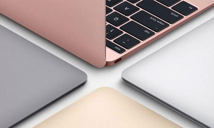 Apple แซงหน้า ASUS ขึ้นมาเป็นอันดับ 4 แบรนด์ผู้จำหน่าย Notebook ขายดีช่วงต้นปี 2018