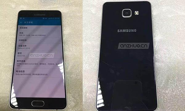 เผยภาพหลุดของ Samsung Galaxy A5 และ Galaxy A7 รุ่นต่อไป สวยกว่าเดิม