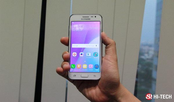 [รีวิว] Samsung Galaxy J2 อัพเกรดขึ้นเพื่อสิ่งที่ดีกว่าเดิม