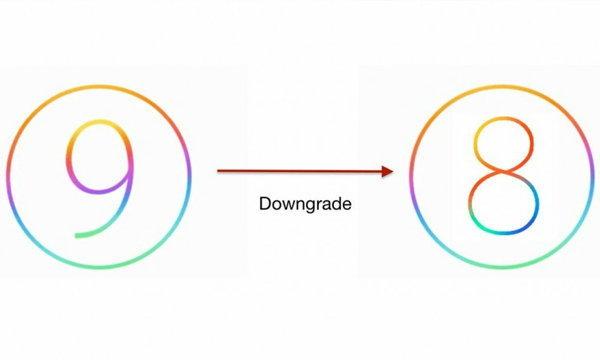 วิธี Downgrade จาก iOS 9.0 กลับไป iOS 8.4.1 บน iPhone, iPad, iPod Touch