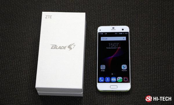[รีวิว] ZTE Blade S7 มือถือสีแสบสัน ขายที่ไทยก่อนใคร