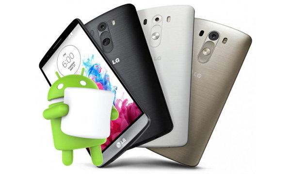 ข่าวดี LG G3 เตรียมเสริฟ Android Marshmallow เริ่มในเดือนธันวาคม