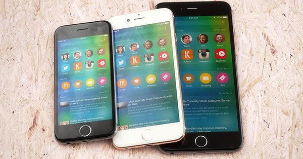 ทำความรู้จัก iPhone 5s Mark II ว่าที่ iPhone จอเล็กรุ่นใหม่