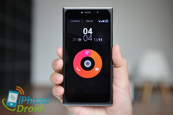 รีวิว Obi Worldphone SF1 ดีไซน์เพรียวบาง กระจกหน้าจอยกสูง และแบตฯ 3000mAh ชาร์จเร็ว