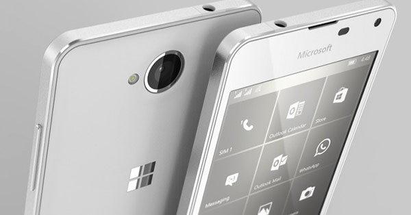 หลุดเครื่องต้นแบบ Microsoft Lumia 650 สมาร์ทโฟน Windows 10 รุ่นใหม่ล่าสุด