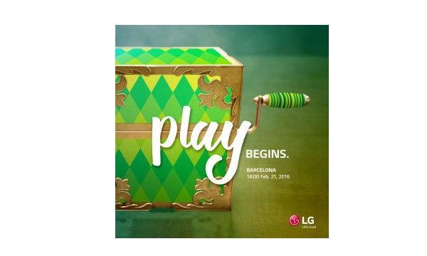LG เตรียมเปิดตัว Play ในงาน  MWC2016 คาดมันไม่ใช่ Smart Phone