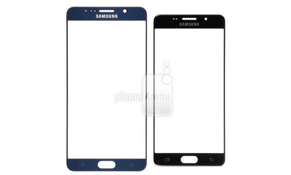 เผยภาพชิ้นส่วนหน้าของ Samsung Galaxy S7 ยังคงสไตล์เดียวกับ Galaxy S6 และ Note 5