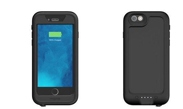 อาร์ทีบี แนะนำ Mophie Juice Pack H2Pro เคสพร้อมแบตฯสำรองและกันน้ำสำหรับ iPhone 6s