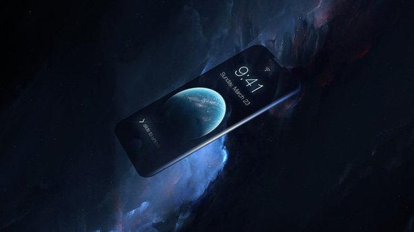 ภาพคอนเซปท์ iPhone 7 ชุดล่าสุด ไร้ปุ่มควบคุมการทำงาน ด้วยสเปคสุดอลัง
