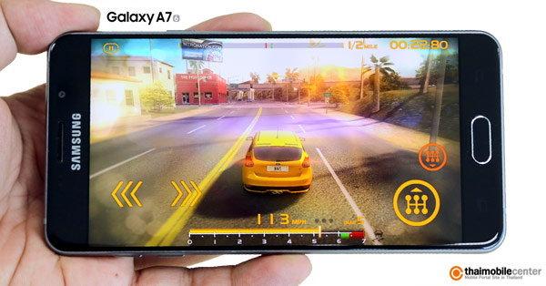 รีวิว Samsung Galaxy A7 (2016) สมาร์ทโฟน A7 รุ่นอัปเกรด กับสเปคที่จัดเต็มกว่าเดิม