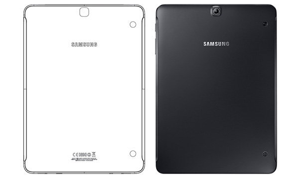 หลุดข้อมูลและภาพของ Samsung Galaxy Tab S3 แม้รูปร่างเหมือนเดิมแต่ข้างในไม่เหมือน
