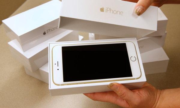ทรูมูฟเอช ลดราคา iPhone 6 ขนาด 64GB สูงสุด 50% เหลือเพียง 13,500 บาท