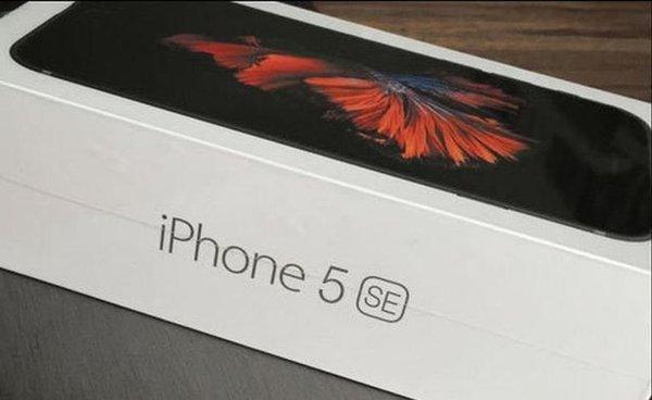 หลุดภาพ unboxed ของ iPhone SE (เรื่องจริงหรือมโน)
