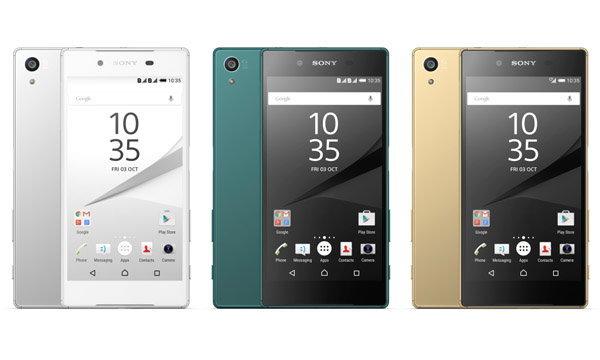 ไวดั่งสายฟ้า Sony Xperia Z5 ในไทยอัปเดท Android 6.0 ได้แล้ว