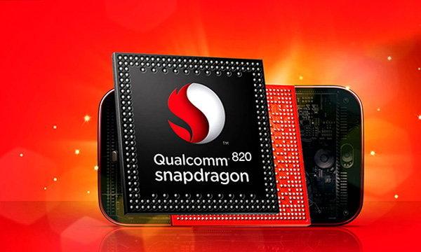 Antutu ยกให้ Qualcomm Snapdragon 820 เป็น CPU ที่มีประสิทธิภาพสูงสุดในต้นปี 2016