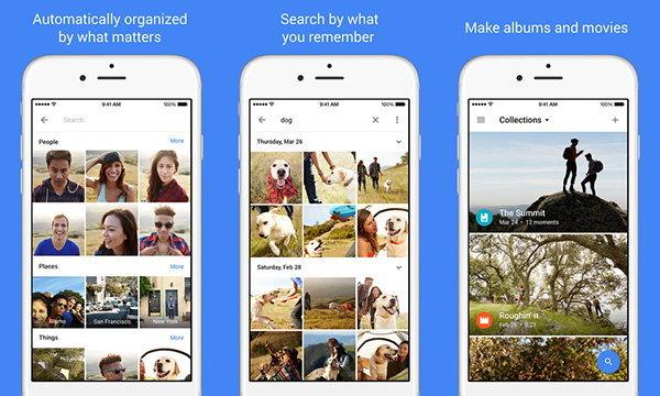 Google Photos เพิ่มฟีเจอร์ Live Photo และ Spit View ให้กับเวอร์ชั่นใน iOS แล้ว