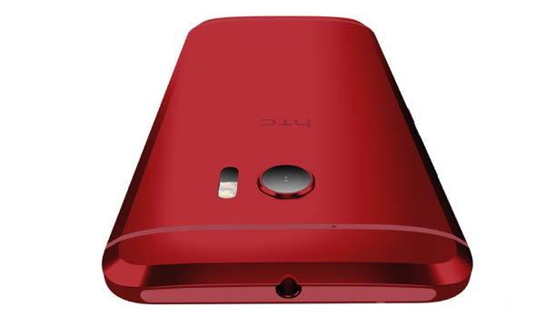 HTC 10 เวอร์ชั่นสีแดง แรง เลิศ สวยดีแต่ขายบางประเทศเท่านั้น
