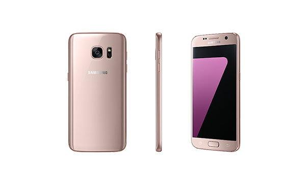 Samsung Galaxy S7 และ S7 edge สี Pink Gold วางจำหน่ายในเกาหลีใต้แล้ว