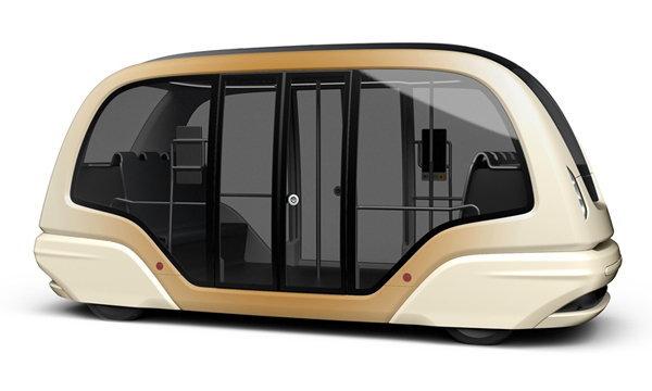 GRT อีกหนึ่งรถโดยสารไร้คนขับที่จะเริ่มให้บริการในสิงคโปร์ปีนี้